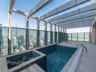 6 Bedroom Penthouse for Sale in Business Bay, Dubai - Most Luxurious Penthouse in Dubai | Panoramic View