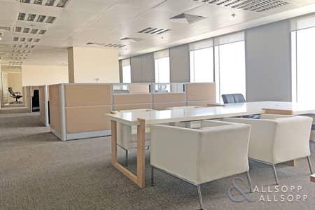 مکتب  للايجار في موتور سيتي، دبي - Fitted Office | Easy Access | 66 Per Sq. ft