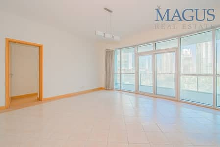 2 Bedroom Apartment for Rent in Dubai Marina, Dubai - Full Marina View | Marina Terrace | 2 BR + Storage