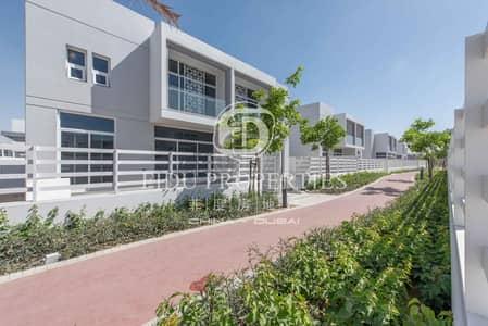 تاون هاوس 4 غرف نوم للايجار في مدن، دبي - Single Row| Semi Detached Near to Pool|Brand New