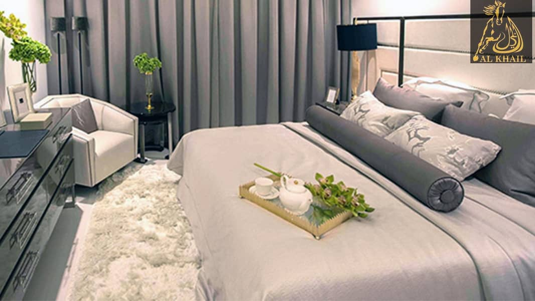 Studio Hotel Room For Sale in Paramount Tower Hotel and Residences