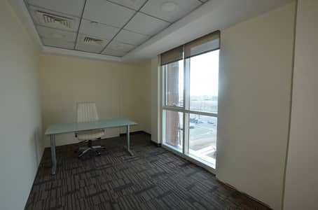 Office for Rent in Mohammed Bin Zayed City, Abu Dhabi - Satisfying Office in Very Reasonable Price