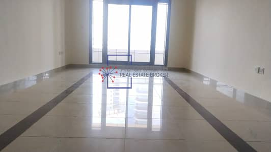 2 Bedroom Flat for Rent in Barsha Heights (Tecom), Dubai - Chiller free | Bright | 2 Balcony | Close kitchen |Near DIC metro