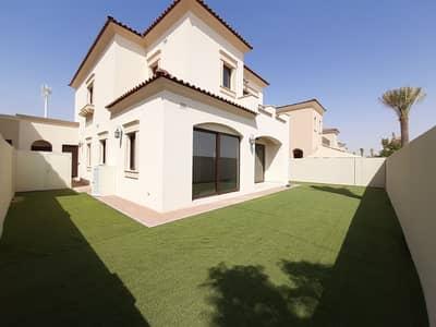 3 Bedroom Villa for Rent in Arabian Ranches 2, Dubai - Astonishing 3Br + Maid | Single row | Type 1 | Land Scape Garden |