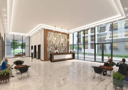 شقة 1 غرفة نوم للبيع في المدينة العالمية، دبي - olivz residence  للبيع شقة غرفة وصالة فى الورسان الاولى الاننترناشونال سيتى دبى على الطريق بالتقسيط طويل الامد السعر 508الف درهم