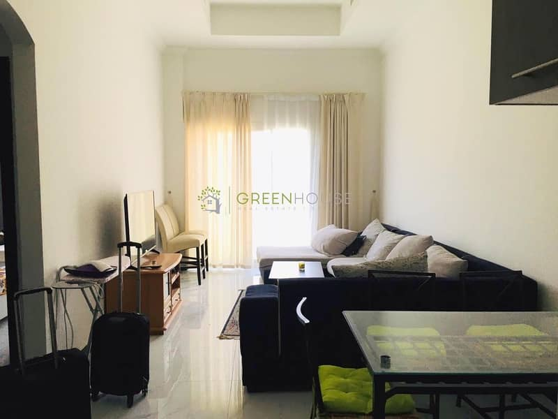 Fully Furnished | One Bedroom Apartment with Maid Room | High Quality Finishing