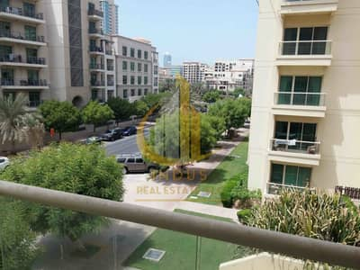 1 Bedroom Flat for Rent in The Greens, Dubai - Greens | 1 Bedroom | Corner Unit