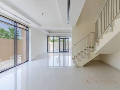 3 Bedroom Townhouse for Sale in DAMAC Hills (Akoya by DAMAC), Dubai - Corner 3 bed | THL | Single row