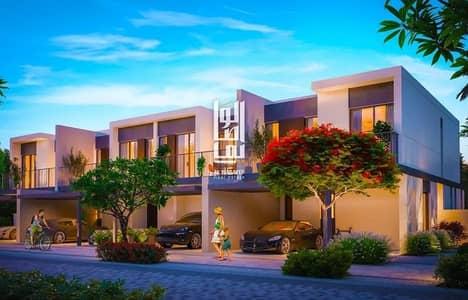 3 Bedroom Villa for Sale in Tilal Al Ghaf, Dubai - Hot offer! Only 5% booking l 2% DLD waiver - Stunning Crystal Lagoon community