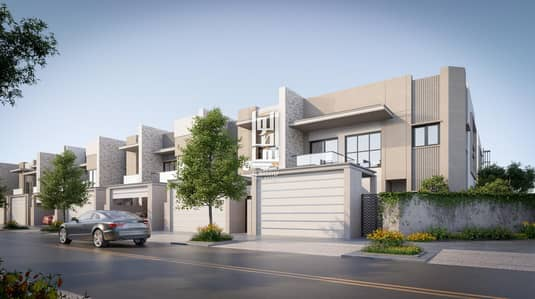 2 Bedroom Townhouse for Sale in Mohammad Bin Rashid City, Dubai - Best time for investment!!! Hot deal!! Brand New 3 BR - Zero commission....