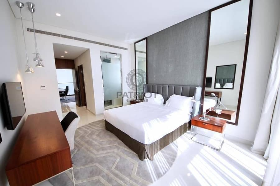 2 Finishing by Paramount | Fully Furnished | Full Golf  view