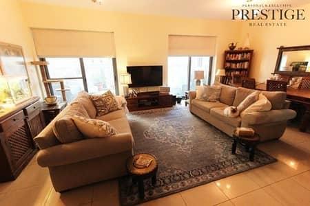 شقة 2 غرفة نوم للبيع في ذا فيوز، دبي - Vacant on transfer | 2 Bed | Large Terrace | The Views