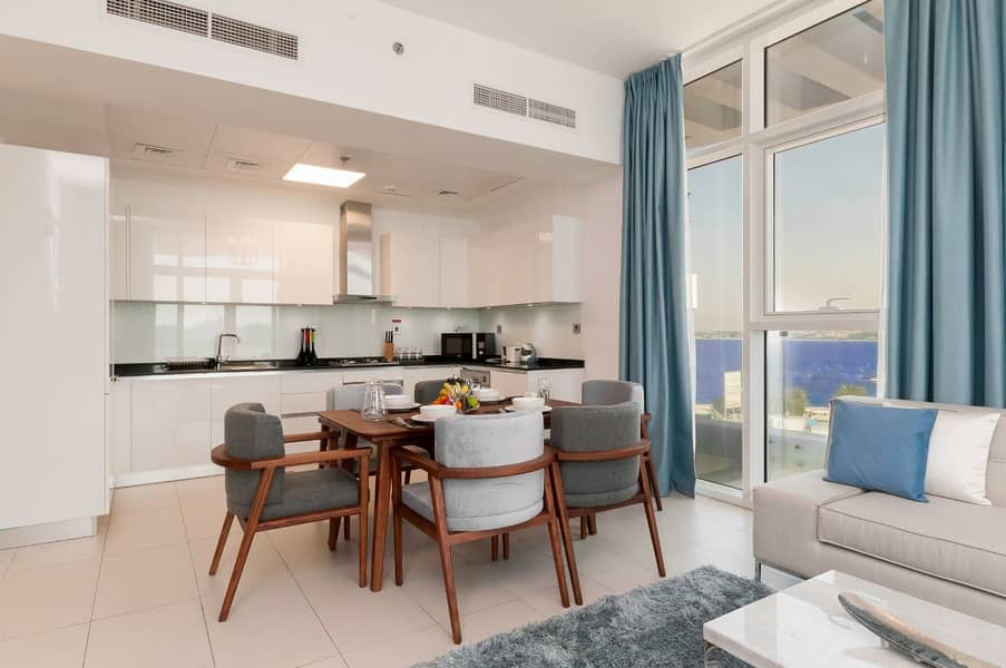 2 For Sale Lovely 1BHK Hotel Apartment with Sea View