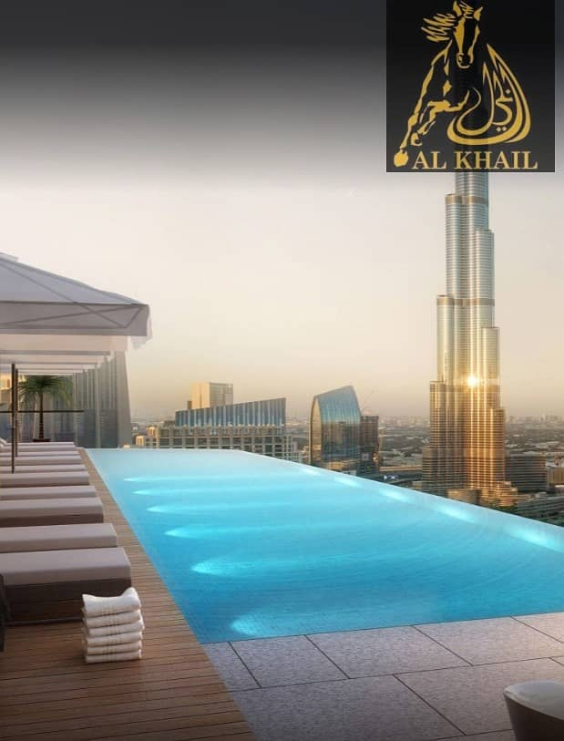 6 Studio Hotel Room For Sale in Paramount Tower Hotel and Residences
