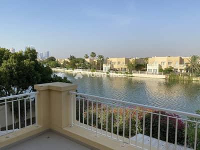 فیلا 3 غرف نوم للايجار في البحيرات، دبي - Exclusive - New on the Market - Lake View