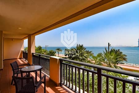 2 Bedroom Apartment for Rent in Palm Jumeirah, Dubai - Brand New Furniture | Never Lived In