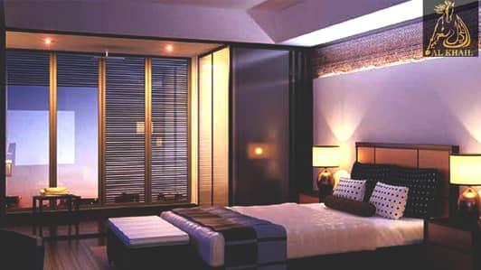 شقة فندقية 1 غرفة نوم للبيع في الخليج التجاري، دبي - Luxury 1BR Hotel Room For Sale in Paramount Tower Hotel and Residences