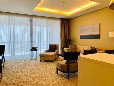 Fully Furnished | Burj View | 1 BR |