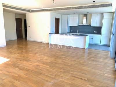 شقة 3 غرف نوم للايجار في جميرا، دبي - FA | Huge  flat with burj khalifah view