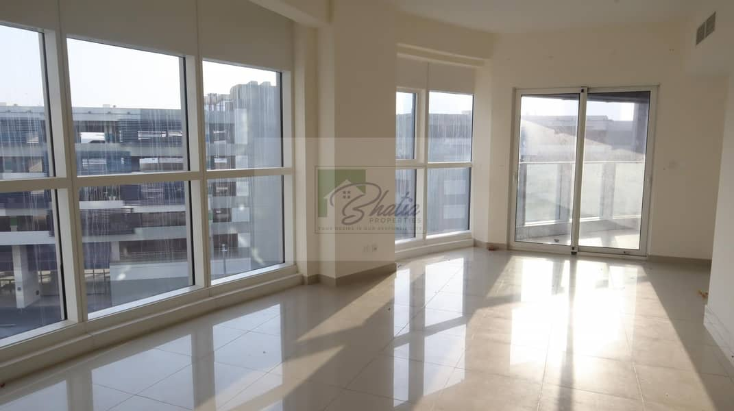 2 No Commission: Bright 3 BR with Maid'sroom & Balcony