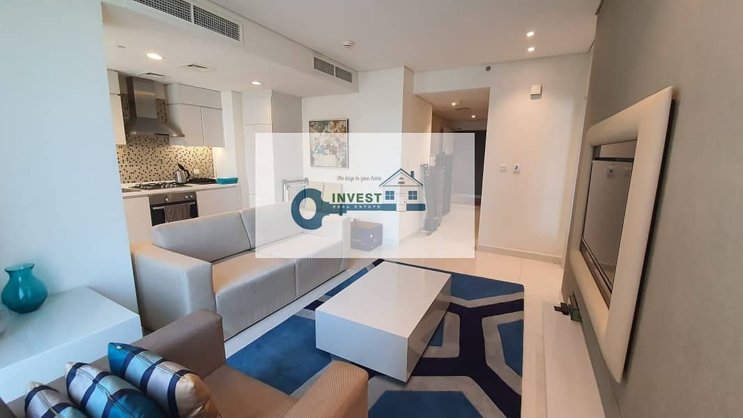 1BR FULLY FURNISHED HOTAL APRTMENT NEAR DUBAI MALL LAKE VIEW