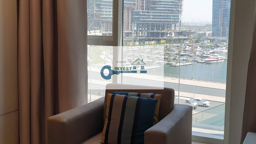 27 1BR FULLY FURNISHED HOTAL APRTMENT NEAR DUBAI MALL LAKE VIEW