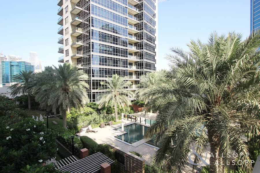 Fully Furnished   Pool Views   1 Bedroom