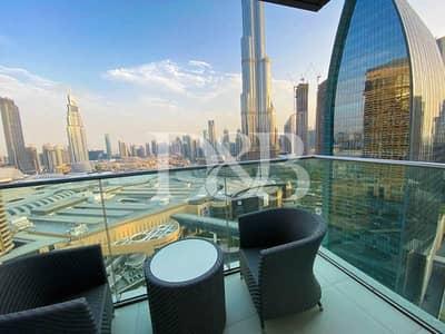 All Bills Inc   Burj Khalifa View   Serviced Apt