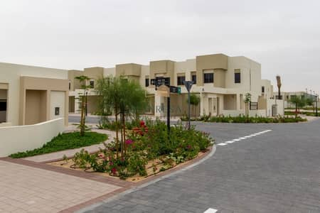 3 Bedroom Townhouse for Sale in Town Square, Dubai - 4 Bed + Maids | Priced to Sell