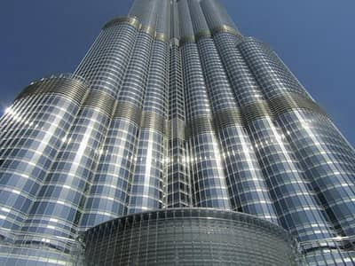 Burj Khalifa Zone 2B - 2BR + Living