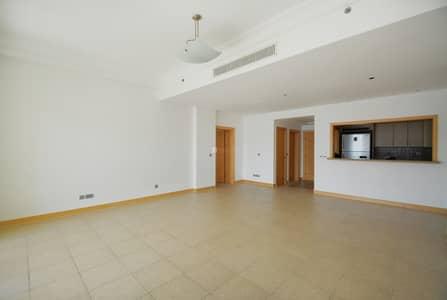 فلیٹ 1 غرفة نوم للبيع في نخلة جميرا، دبي - High Floor   Panoramic Sea View   Tenanted