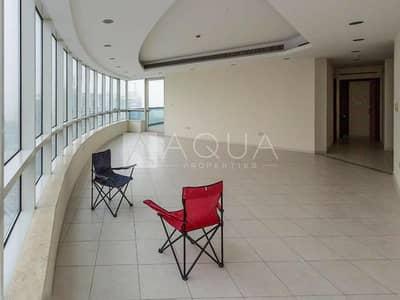 شقة 4 غرف نوم للايجار في دبي مارينا، دبي - Next to DMCC Metro Station | Chiller Free