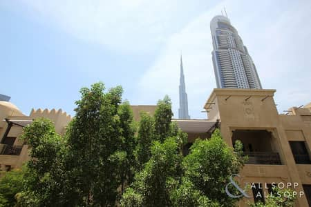 1 Bedroom Apartment for Sale in Old Town, Dubai - One Bedroom | Yansoon | Burj Khalifa View