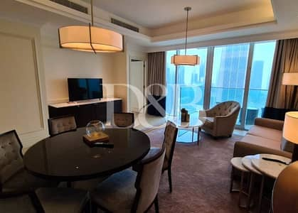 2 Bedroom Apartment for Rent in Downtown Dubai, Dubai - All Bills Inc | Fully Furnished | DIFC View
