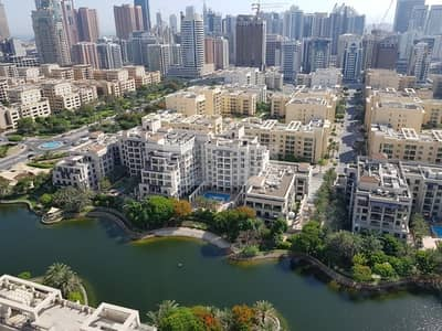 1 Bedroom Flat for Rent in The Views, Dubai - Large layout | 1 Bedroom on High Floor| Canal View