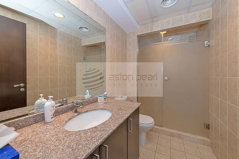 10 Canal/Burj Views   Two bedrooms + Maid   Churchill