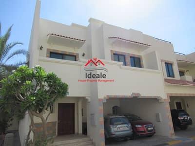 4 Bedroom Villa for Rent in Al Khalidiyah, Abu Dhabi - Captivating 4BHK Villa in Upscale Neighborhood