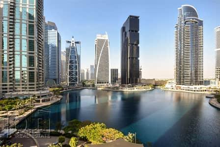 Studio for Rent in Jumeirah Lake Towers (JLT), Dubai - Near Metro | Unfurnished | Amazing View