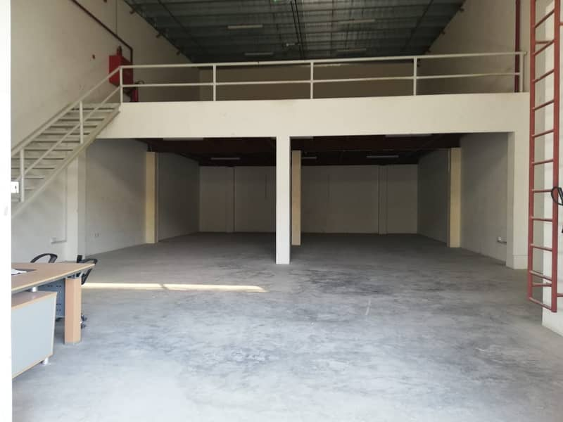 HUGE WAREHOUSE FOR RENT IN AJMAN INDUSTRIAL AREA