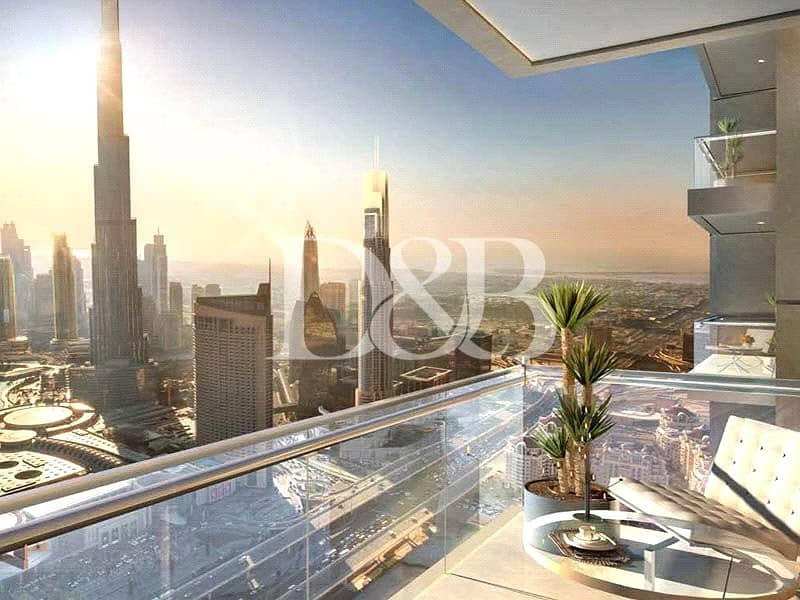 Motivated Seller | Burj View | Ready Soon