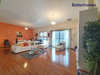 Spacious & Fully Furnished 2BR Apartment