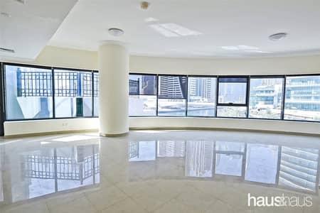 فلیٹ 3 غرف نوم للايجار في دبي مارينا، دبي - Full Marina View | Available Now | Chiller Free