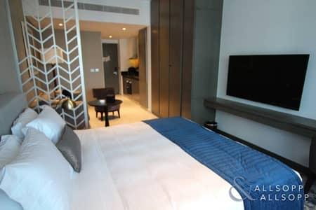 استوديو  للايجار في الخليج التجاري، دبي - Studio   Furnished   Brand New  Canal View
