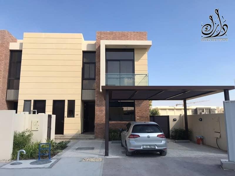 2 Brand New 3 bed room villa in golf community
