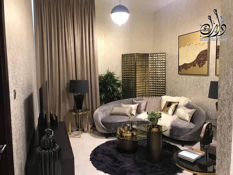 21 Brand New 3 bed room villa in golf community