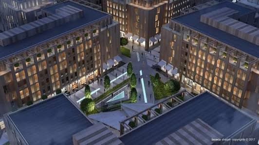 شقة في الممشى مويلح 3 غرف 1345000 درهم - 4650112