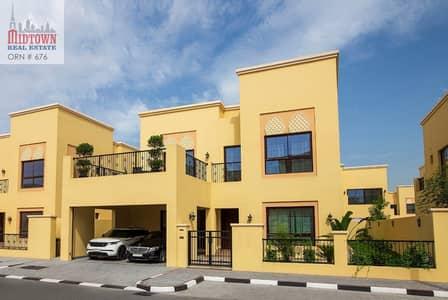 فیلا 5 غرف نوم للايجار في ند الشبا، دبي - 1 month free! Multiple cheques | brand new independent 5 bedrooms villas in Nad al Sheba