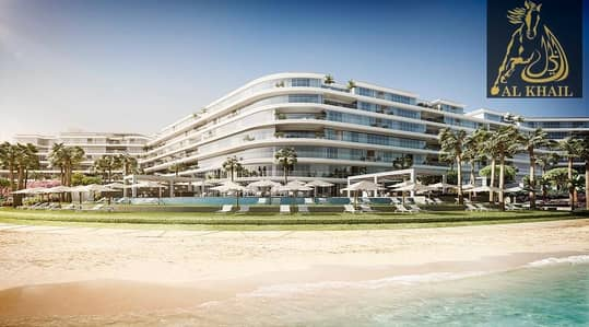 3 Bedroom Apartment for Sale in Palm Jumeirah, Dubai - FULL SEA VIEWS MANSION PRIVATE GARDEN