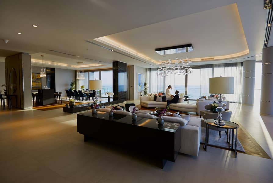 2 PANORAMA RESIDENCE CONTEMPORARY 4 BR SEA VIEW