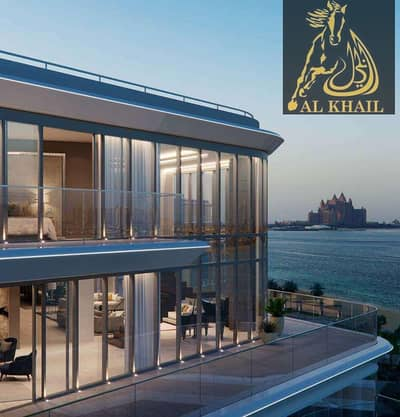 6 Bedroom Penthouse for Sale in Palm Jumeirah, Dubai - DUPLEX PENTHOUSE PANORAMIC SEA VIEWS W HOTEL